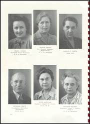 Page 14, 1947 Edition, Chillicothe High School - Cresset Yearbook (Chillicothe, MO) online yearbook collection