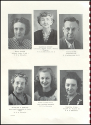 Page 16, 1947 Edition, Chillicothe High School - Cresset Yearbook (Chillicothe, MO) online yearbook collection