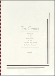 Page 5, 1947 Edition, Chillicothe High School - Cresset Yearbook (Chillicothe, MO) online yearbook collection