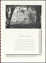 Page 7, 1947 Edition, Chillicothe High School - Cresset Yearbook (Chillicothe, MO) online yearbook collection
