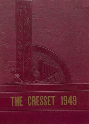 1949 Edition, Chillicothe High School - Cresset Yearbook (Chillicothe, MO)
