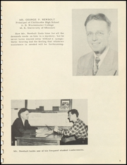 Page 11, 1949 Edition, Chillicothe High School - Cresset Yearbook (Chillicothe, MO) online yearbook collection