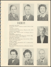 Page 15, 1949 Edition, Chillicothe High School - Cresset Yearbook (Chillicothe, MO) online yearbook collection