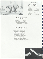 Page 14, 1951 Edition, Chillicothe High School - Cresset Yearbook (Chillicothe, MO) online yearbook collection