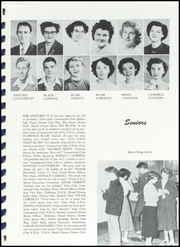 Page 15, 1951 Edition, Chillicothe High School - Cresset Yearbook (Chillicothe, MO) online yearbook collection