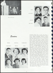 Page 16, 1951 Edition, Chillicothe High School - Cresset Yearbook (Chillicothe, MO) online yearbook collection