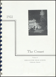 Page 3, 1951 Edition, Chillicothe High School - Cresset Yearbook (Chillicothe, MO) online yearbook collection