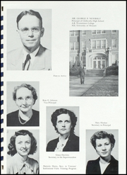 Page 9, 1951 Edition, Chillicothe High School - Cresset Yearbook (Chillicothe, MO) online yearbook collection