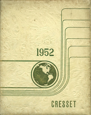 1952 Edition, Chillicothe High School - Cresset Yearbook (Chillicothe, MO)