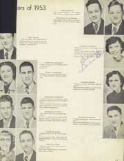 Page 17, 1953 Edition, Chillicothe High School - Cresset Yearbook (Chillicothe, MO) online yearbook collection
