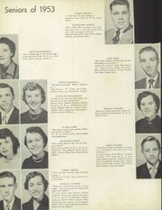 Page 18, 1953 Edition, Chillicothe High School - Cresset Yearbook (Chillicothe, MO) online yearbook collection