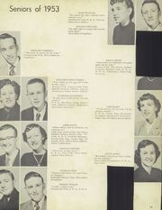 Page 19, 1953 Edition, Chillicothe High School - Cresset Yearbook (Chillicothe, MO) online yearbook collection