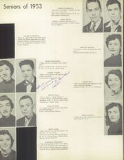 Page 20, 1953 Edition, Chillicothe High School - Cresset Yearbook (Chillicothe, MO) online yearbook collection