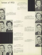 Page 22, 1953 Edition, Chillicothe High School - Cresset Yearbook (Chillicothe, MO) online yearbook collection