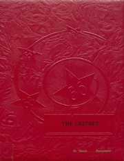 1956 Edition, Chillicothe High School - Cresset Yearbook (Chillicothe, MO)