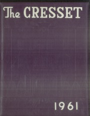 1961 Edition, Chillicothe High School - Cresset Yearbook (Chillicothe, MO)