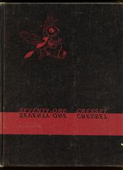 1971 Edition, Chillicothe High School - Cresset Yearbook (Chillicothe, MO)