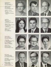Page 12, 1971 Edition, Chillicothe High School - Cresset Yearbook (Chillicothe, MO) online yearbook collection