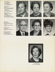 Page 15, 1971 Edition, Chillicothe High School - Cresset Yearbook (Chillicothe, MO) online yearbook collection