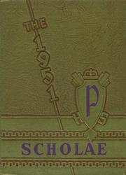 1951 Edition, Potosi High School - Scholae Yearbook (Potosi, MO)