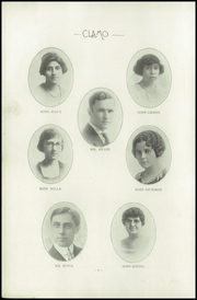 Page 12, 1922 Edition, Clayton High School - Clamo Yearbook (Clayton, MO) online yearbook collection