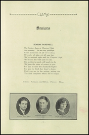 Page 15, 1923 Edition, Clayton High School - Clamo Yearbook (Clayton, MO) online yearbook collection
