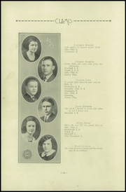 Page 16, 1923 Edition, Clayton High School - Clamo Yearbook (Clayton, MO) online yearbook collection