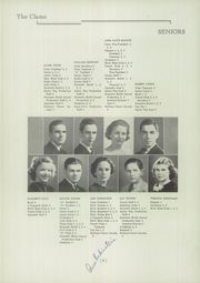 Page 10, 1937 Edition, Clayton High School - Clamo Yearbook (Clayton, MO) online yearbook collection