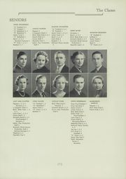 Page 11, 1937 Edition, Clayton High School - Clamo Yearbook (Clayton, MO) online yearbook collection