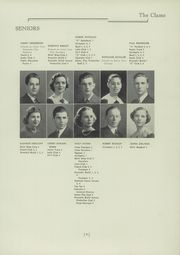 Page 13, 1937 Edition, Clayton High School - Clamo Yearbook (Clayton, MO) online yearbook collection