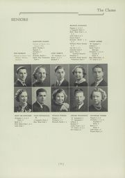 Page 17, 1937 Edition, Clayton High School - Clamo Yearbook (Clayton, MO) online yearbook collection