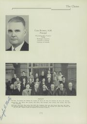 Page 9, 1937 Edition, Clayton High School - Clamo Yearbook (Clayton, MO) online yearbook collection