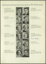 Page 11, 1938 Edition, Clayton High School - Clamo Yearbook (Clayton, MO) online yearbook collection