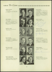 Page 12, 1938 Edition, Clayton High School - Clamo Yearbook (Clayton, MO) online yearbook collection