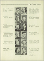 Page 13, 1938 Edition, Clayton High School - Clamo Yearbook (Clayton, MO) online yearbook collection