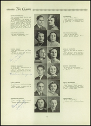 Page 14, 1938 Edition, Clayton High School - Clamo Yearbook (Clayton, MO) online yearbook collection