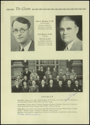 Page 4, 1938 Edition, Clayton High School - Clamo Yearbook (Clayton, MO) online yearbook collection