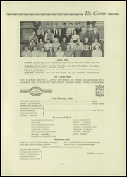 Page 5, 1938 Edition, Clayton High School - Clamo Yearbook (Clayton, MO) online yearbook collection