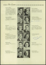 Page 8, 1938 Edition, Clayton High School - Clamo Yearbook (Clayton, MO) online yearbook collection