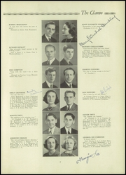 Page 9, 1938 Edition, Clayton High School - Clamo Yearbook (Clayton, MO) online yearbook collection
