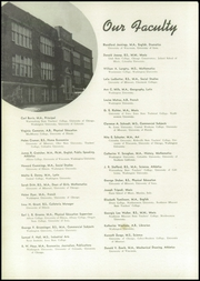 Page 12, 1940 Edition, Clayton High School - Clamo Yearbook (Clayton, MO) online yearbook collection