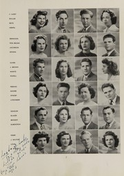 Page 11, 1942 Edition, Clayton High School - Clamo Yearbook (Clayton, MO) online yearbook collection