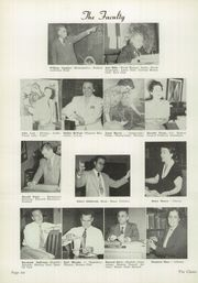 Page 10, 1954 Edition, Clayton High School - Clamo Yearbook (Clayton, MO) online yearbook collection