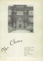 Page 5, 1954 Edition, Clayton High School - Clamo Yearbook (Clayton, MO) online yearbook collection