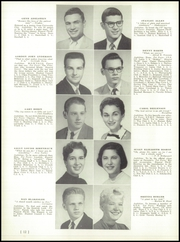 Page 16, 1958 Edition, Clayton High School - Clamo Yearbook (Clayton, MO) online yearbook collection
