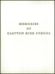 Page 6, 1958 Edition, Clayton High School - Clamo Yearbook (Clayton, MO) online yearbook collection