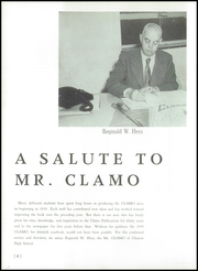 Page 10, 1959 Edition, Clayton High School - Clamo Yearbook (Clayton, MO) online yearbook collection