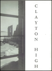Page 7, 1959 Edition, Clayton High School - Clamo Yearbook (Clayton, MO) online yearbook collection