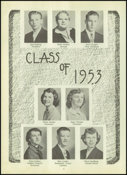 Page 10, 1953 Edition, Branson High School - Buccaneer Yearbook (Branson, MO) online yearbook collection