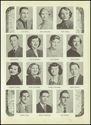 Page 11, 1953 Edition, Branson High School - Buccaneer Yearbook (Branson, MO) online yearbook collection